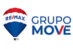 Logo do agente REMAX Move - ON THE MOVE - Mediação Imobiliaria Lda - AMI 8968