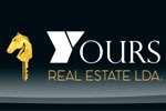 Logo do agente YOURS REAL ESTATE, LDA - AMI 11492