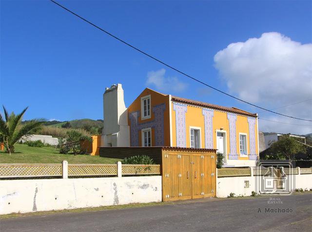Moradia T2  Portugal, Açores, Ilha de São Miguel, Ponta Delgada, Candelária,